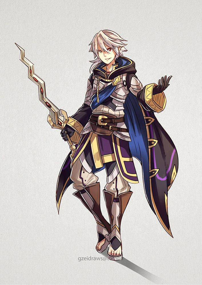 This Is Actually A Pretty Cool Design For A Crossover Fire Emblem Heroes Fire Emblem Fire Emblem Characters