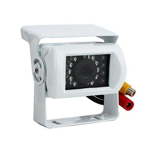 ATian Waterproof 18 LED Car Rear View Night Vision Reverse Video Backup Parking Camera White color - http://www.caraccessoriesonlinemarket.com/atian-waterproof-18-led-car-rear-view-night-vision-reverse-video-backup-parking-camera-white-color/  #ATian, #Backup, #Camera, #Color, #Night, #Parking, #Rear, #Reverse, #Video, #View, #Vision, #WaterProof, #White #Car-Video, #Electronics