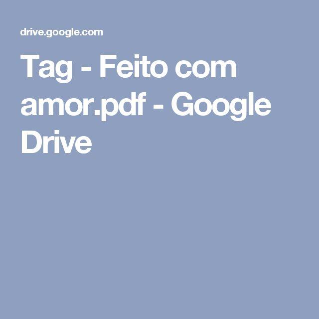 Tag - Feito com amor.pdf - Google Drive