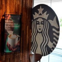 Thirsty for more?  Starbucks opens its second store in New Delhi! Operations will start from Thursday, March 28th 2013.
