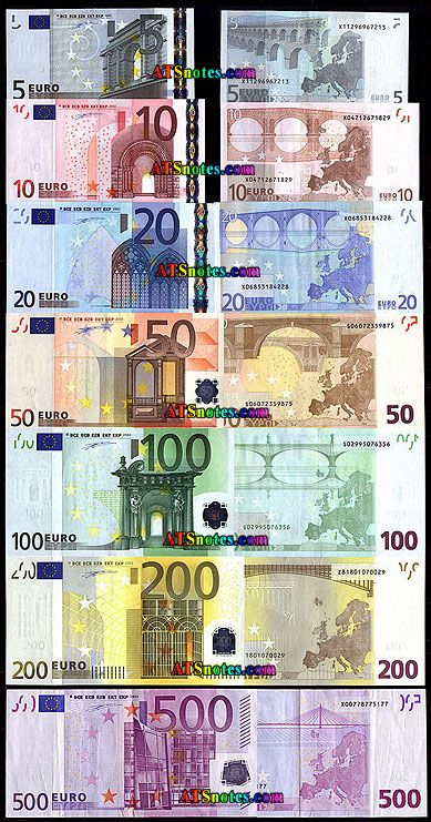 European currency #currency