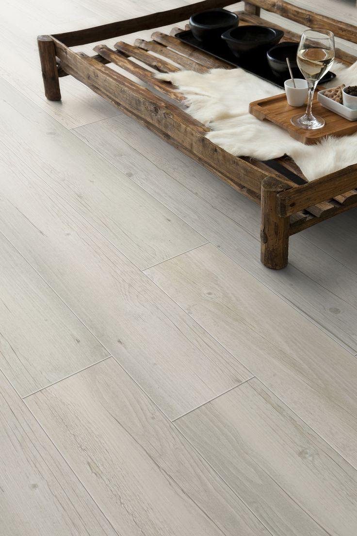 Lichte houtlook pvc vloer, clear pecan. Door deze lichte pecanhouten ...