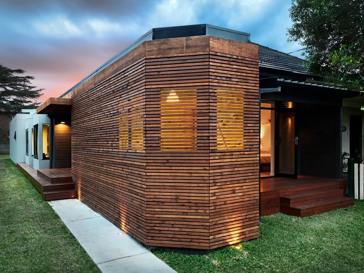 Willoughby House project by Joshua Mulders Architects #cedar #HardiePanel #cladding  http://digitaledition.lighthome.com.au/#folio=15