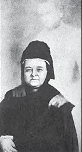 Mary Todd Lincoln with the 'ghost' of her late husband. Deeply invested in the occult for most of her life, Mary became consumed with contacting Abraham Lincoln after his untimely assassination in 1865. She was constantly holding seances in an attempt to find her husband and in 1869- or thereabouts, as the date is not entirely known- she met William H. Mumler, a well-known 'spirit photographer'.    Mumler agreed to take a picture of Mary and ...