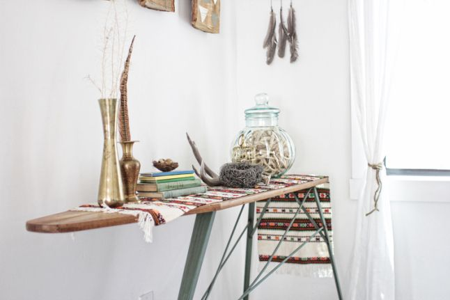 Inspiración Deco: Una cabaña de estilo étnico | TRÊS STUDIO ^ blog de decoración nórdica y reformas in-situ y online ^