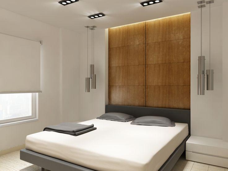 Villa Tasarımı Yatak Odası Tasarımı