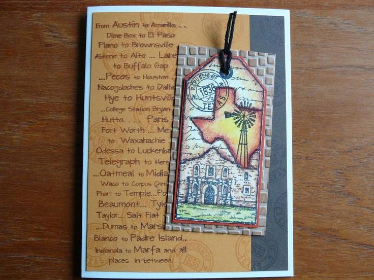 1000 Images About Cards Texas On Pinterest
