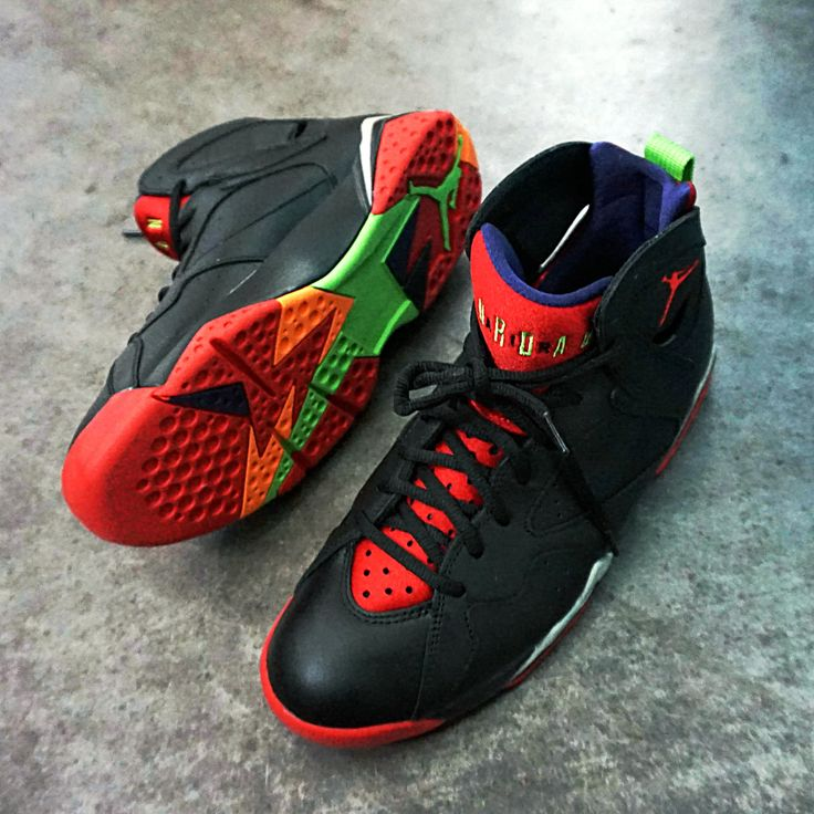 cfd49596562c air jordan 7 marvin the martian nz running