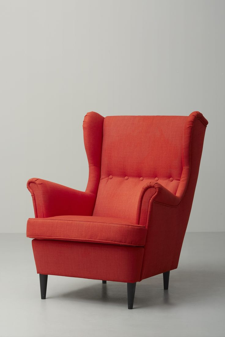 14 best stoelen fauteuils images on pinterest for Fauteuil ikea orange