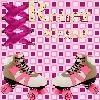 R is for Roller skate