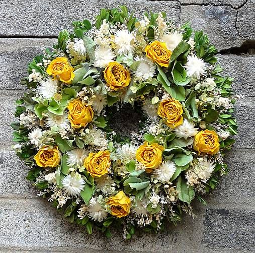 Flowers11 / Žluté růže
