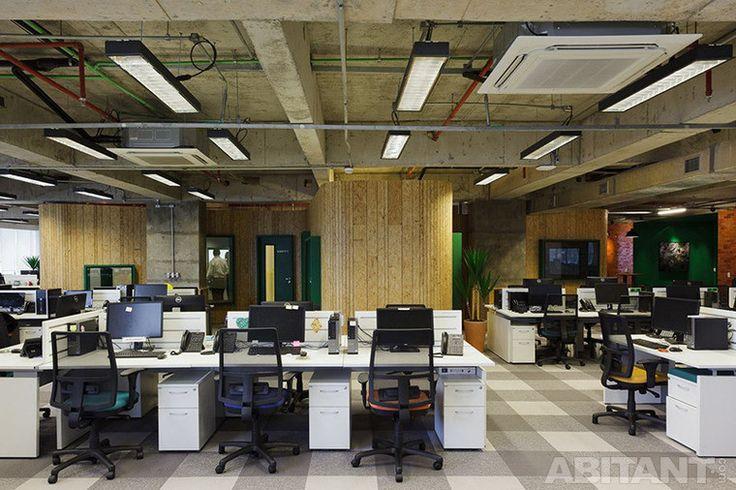 Открытое рабочее пространство