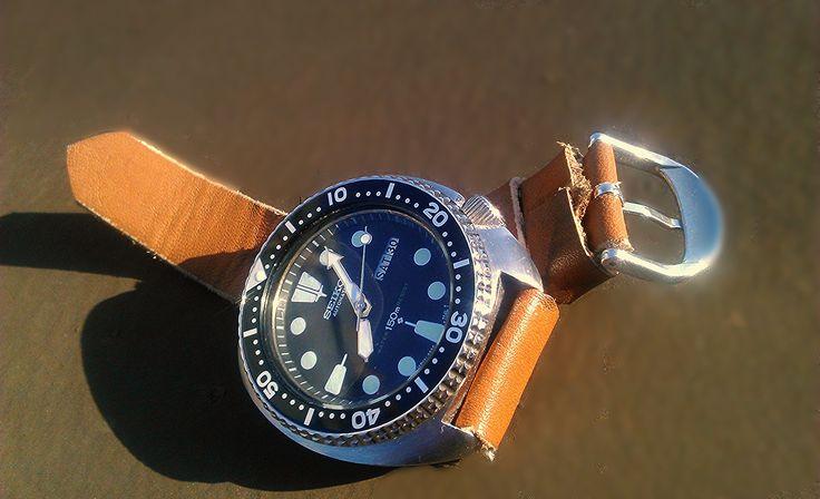 Seiko 6309-7040 dhakasvili watch band