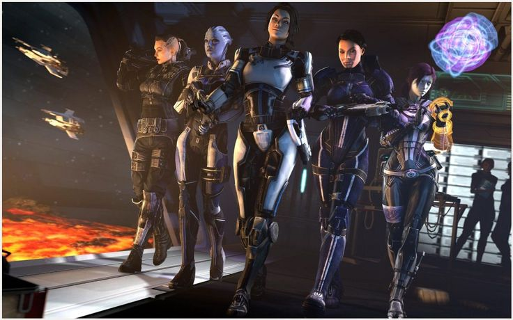 Mass Effect Game Wallpaper | mass effect game wallpapers