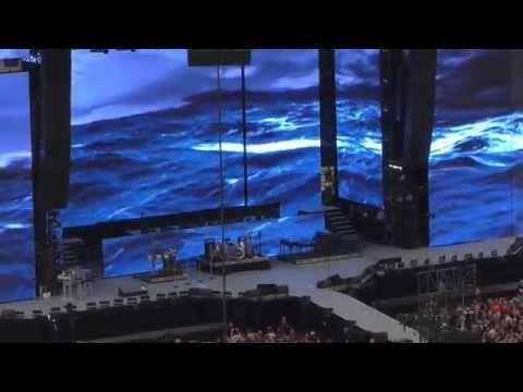Udo Lindenberg - Frankfurt Commerzbank Arena 2015 - Opening / Odyssee - YouTube