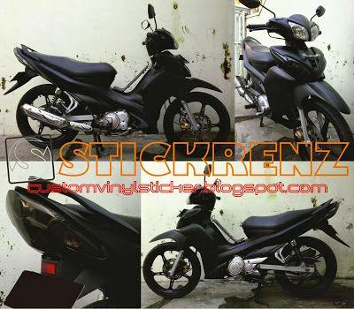 Yamaha Jupiter Z Black