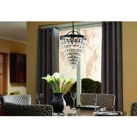 24 Best Dining Rooms Images On Pinterest  Light Fixtures Stunning Lowes Dining Room Light Fixtures Inspiration Design