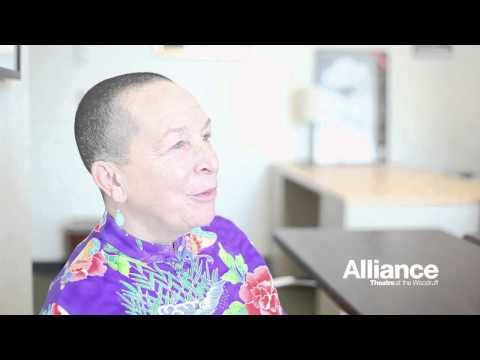 Pearl Cleage talks about What I Learned in Paris | Alliance Theatre