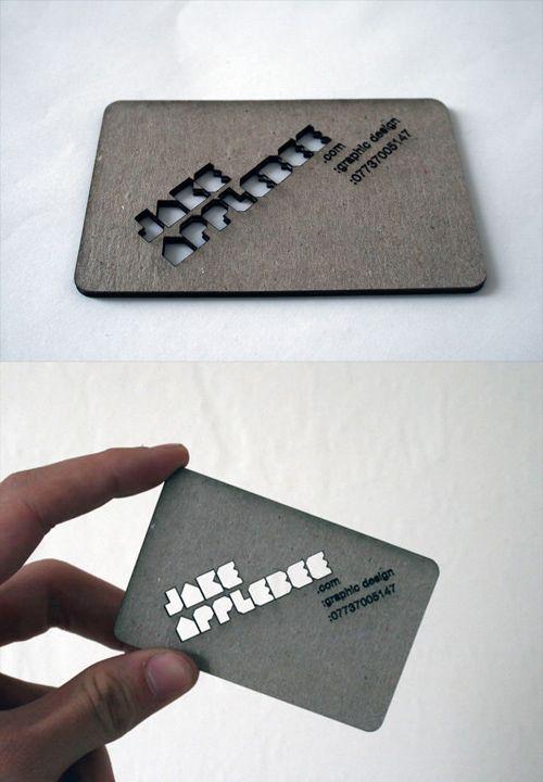 134 best laser cut business cards images on pinterest business die cut laser cut business card reheart Images