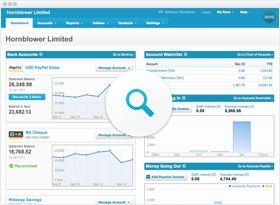 Accounting Dashboard   Xero Accounting Software
