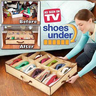 Чистка коробка для хранения 12 случай прозрачной получать сумка для обуви 5 шт./лот бесплатная доставка