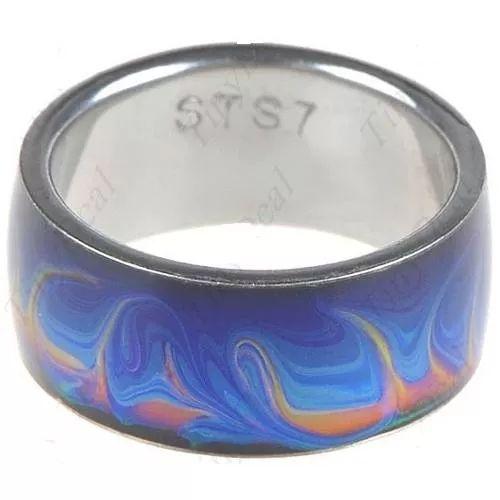 Anel Multicolor Aurora - R$ 16,90