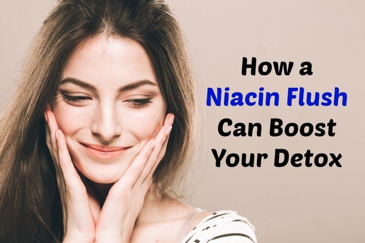 A niacin flush is beneficial for detoxification and is commonly experienced by those adopting traditional foods like kombucha into their diet for the first time.  Here's what you might have experienced and what it does for you: http://www.thehealthyhomeeconomist.com/niacin-flush-benefits-for-detoxification/