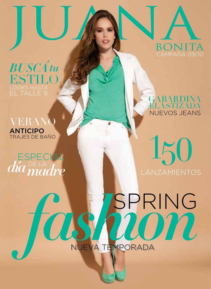Juana Bonita - Catalogo Septiembre Octubre