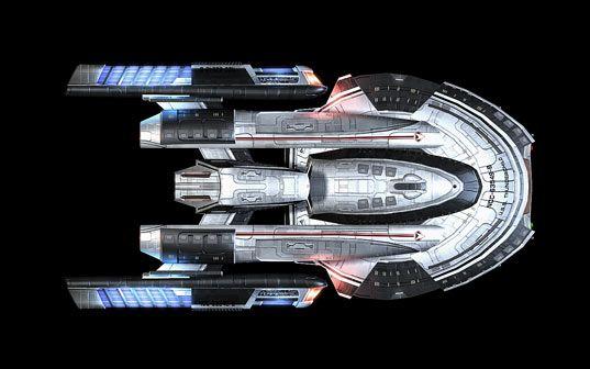 Star Trek Ship Classes | Starfleet ships • Star Trek: Online Thunderchild class starship