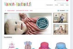 Vauvan-vaatteet.fi – vauvanvaatteiden nettikauppa