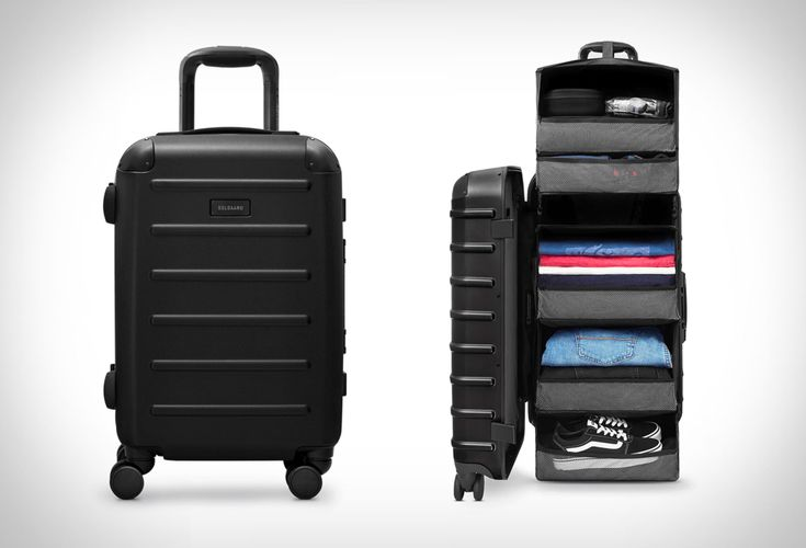 Solgaard CarryOn Closet in 2020 Traveling by yourself