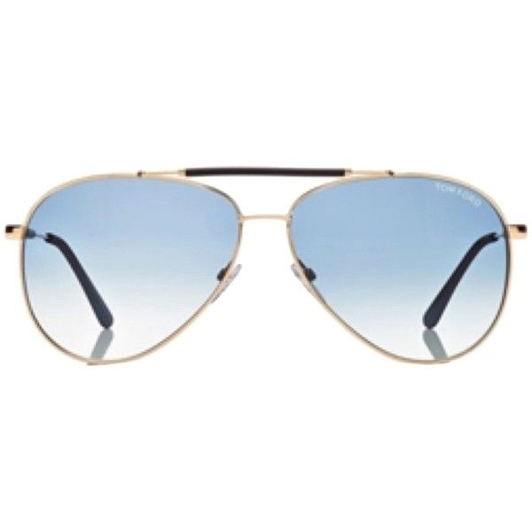 Pre-owned Nwt Tom Ford Rick Sunglasses (470 AUD) ❤ liked on Polyvore featuring accessories, eyewear, sunglasses, none, tom ford sunnies, tom ford, tom ford glasses, unisex sunglasses and tom ford eyewear