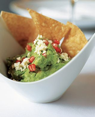Can never go wrong with some guacamole