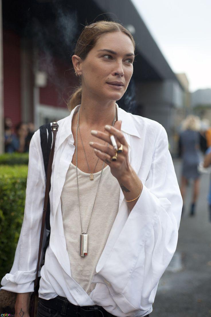 #ERINWASSON Lighter Necklace