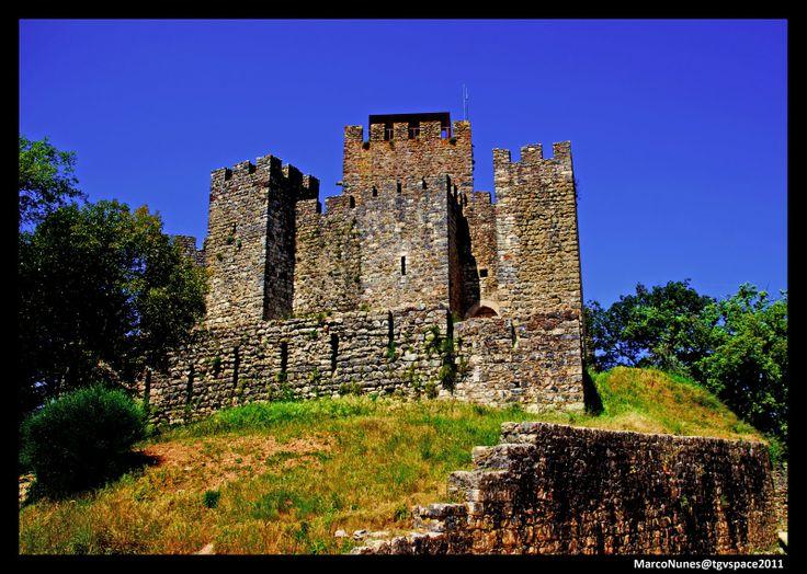 Castelo de Pombal - Leiria (traseiras)