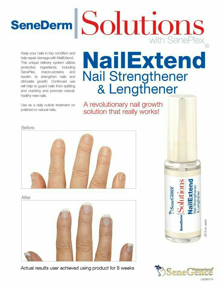 Slow growing or flimsy nails? Why not try SeneDerm today. Shanabear82@yahoo.com or 4059215231 to inquire. Go to www.senegence.com distributer # 187664 to get yours today.