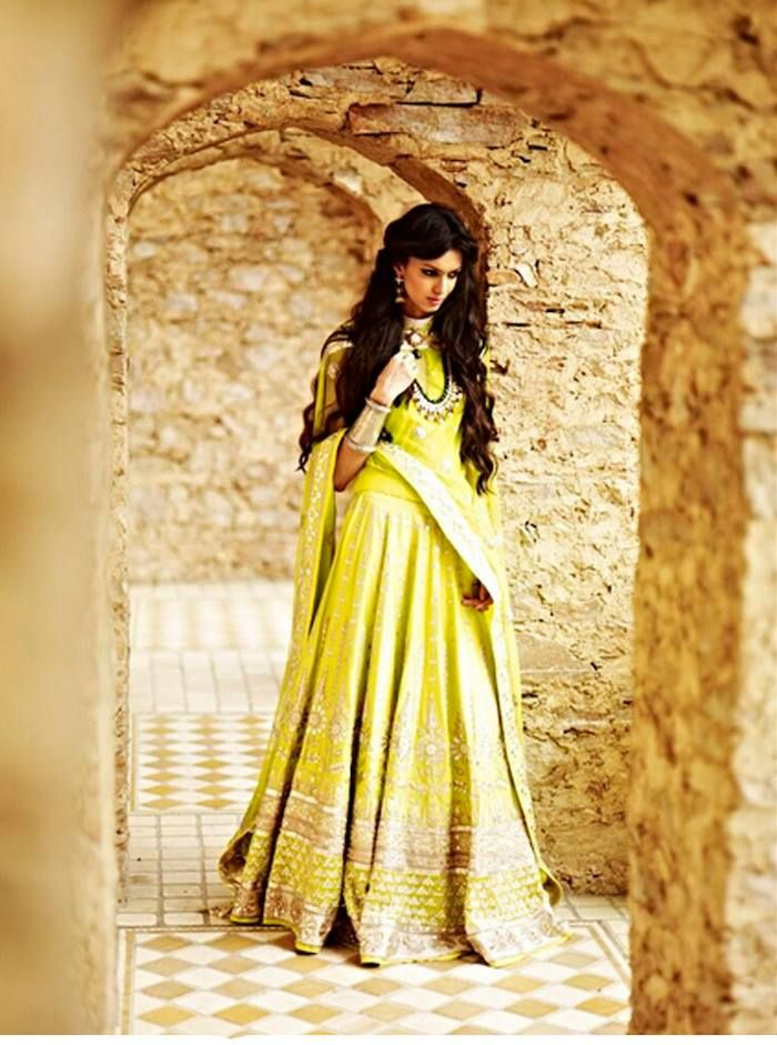 'Jaipur Bride' 2013 by ANITA DONGRE - Asian Wedding Ideas