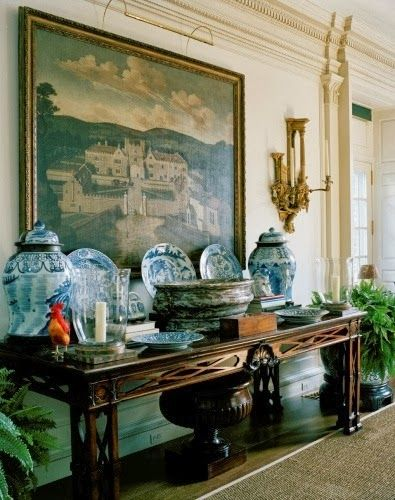 chinoiserie chic blue and - photo #45
