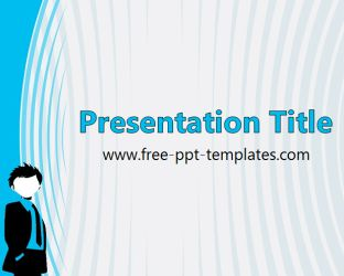 Corporate PowerPoint Template is a white template with blue details image which you can use to make an elegant and professional PPT presentation. This FREE PowerPoint template is perfect for presentations about different kinds of companies.