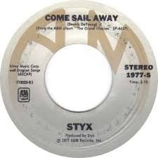 Come Sail Away - Styx 1977