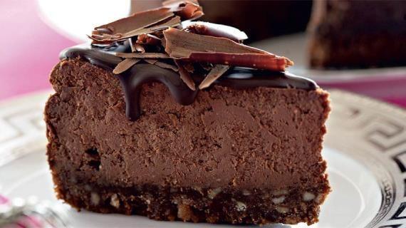 Шоколадно-творожный чизкейк. Пошаговый рецепт с фото, удобный поиск рецептов на Gastronom.ru