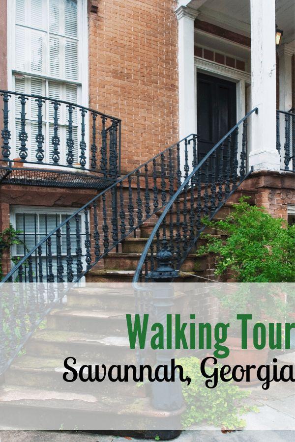 Walking Tour Savannah 8 Bookish Stops You Ll Love Walking Tour Tours Savannah Chat