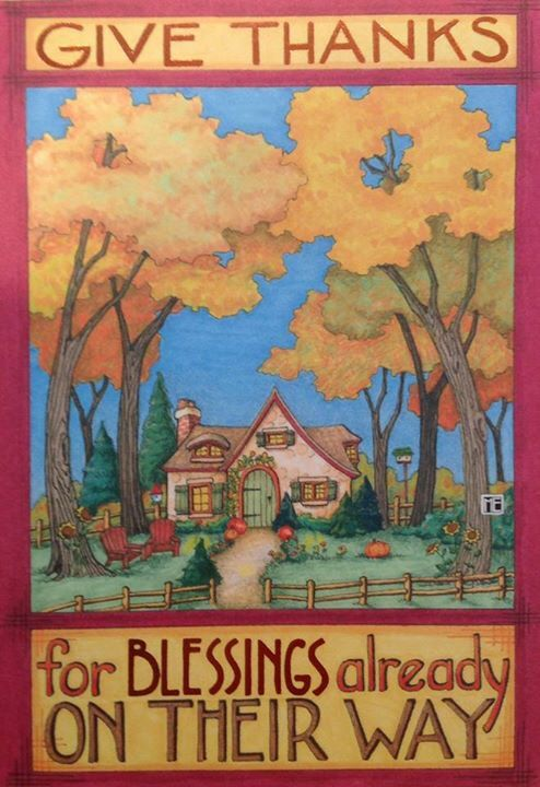 New Mary Engelbreit card available where ever American Greetings are sold.