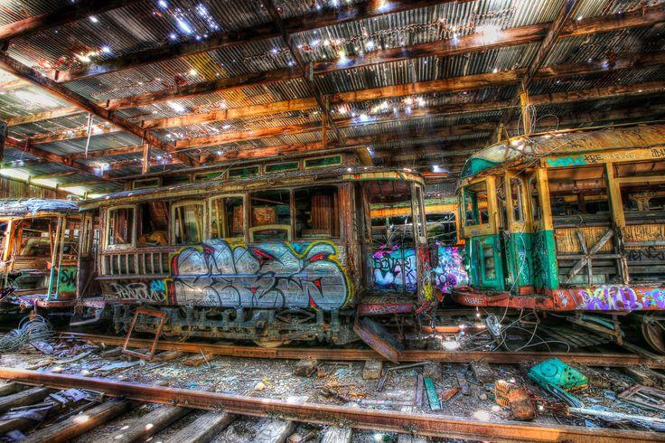 Trams by bernicefargus / 500px