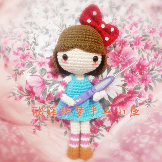 Tutorial Rose Amigurumi : 17 Best images about Amigurumi on Pinterest Free pattern ...