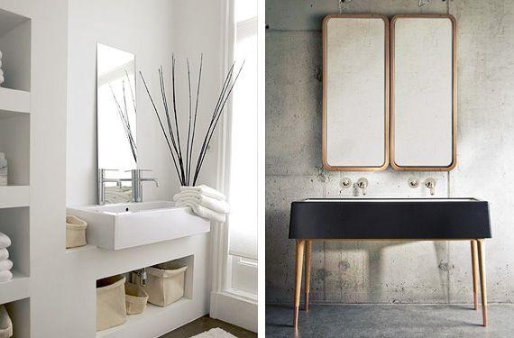 Las 25 mejores ideas sobre ba o de doble lavabo en - Ver cuartos de banos ...