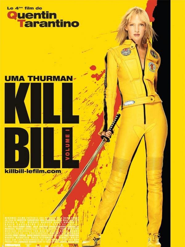 Kill Bill 1 (Only the first one!)