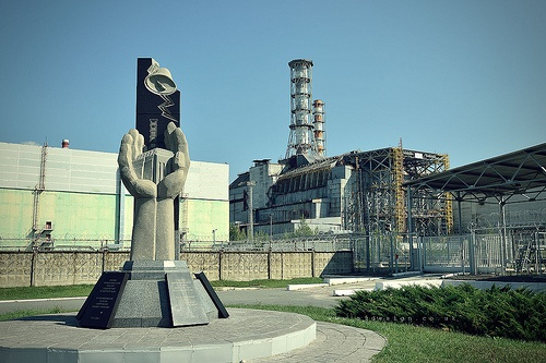 Journey to Pripyat & Chernobyl: Reactor No. 4
