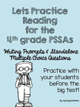 Istep writing prompts