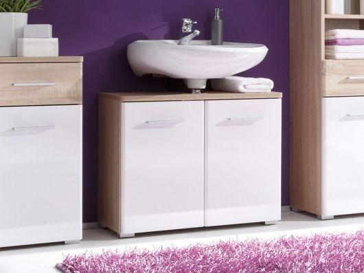 Waschbeckenunterschrank günstig ile ilgili Pinterestu0027teki en iyi - badezimmer unterschrank günstig